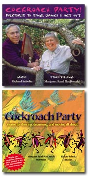 Cockroach Party! Folktales To Sing, Dance, and Act Out